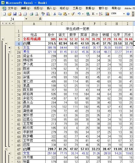 Excel报表 能否再增强一下 Foxtab
